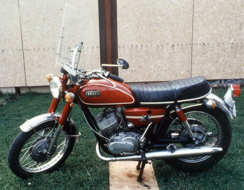 1980 Yamaha Motorcycle Engineon Sportsman 500 Wiring Diagram